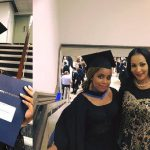 Daughter Of Late Biafran Leader, Chineme Ojukwu Graduates From UK University