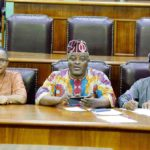More trouble for Ambode as 36 Lagos assembly members endorse Sanwo-Olu (PHOTOS)