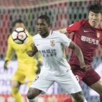 Odion Ighalo Hits Goal No. 18 In Chinese League