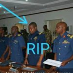 See Photos Of Nigerian Pilot Who Died In The NAF Aircraft Crash In Abuja