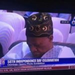 Lai Mohammed Caught Sleeping During Public Event