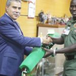 Army Partners With Islamic Republic Of Pakistan To Improve Security Strategy