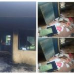 Angry Youths Burn Down Police Station During Protest In Akwa Ibom