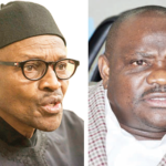 Nigeria at 58: 'Gov. Wike lists Buhari's achievements'