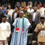 Buhari Wins APC Presidential Primary, Clinching Over 14million Votes