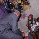 Osinbajo declares FG's support for flood victims in Rivers, Bayelsa states