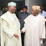 Why Obasanjo made u-turn, forgave Atiku – Secondus