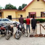 Ondo NSCDC Arrests Five For Stealing Motocycles, Refrigerators