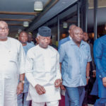 Osinbajo, Ambode say entertainment industry key to Nigeria's economic growth
