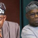2019: Obasanjo mocks Tinubu