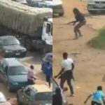 Nigerian Army officers shoot at Shi'ite members in Abuja (Video)