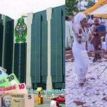 You are at risk of going to jail, if you you spray money at parties — CBN Says (PHOTOS)