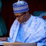 Buhari signs instrument of accession on road traffic
