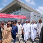 The Commissioning Of Portharcourt Int'l Airport Terminal By Buhari (PHOTOS & VIDEO)