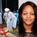Ooni of Ile-Ife reveals why he married Prophetess Noami (PHOTOS)