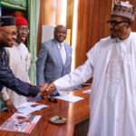 Details of Buhari's meeting with four PDP Governors on Tuesday revealed