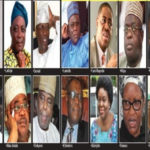 Fani-Kayode, Suswam, Gbenga Daniels tops list of 50 Nigerians banned by Buhari [See Full List]
