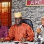 Jide Sanwo-Olu, Femi Hamzat's ticket excites Lagos APC chairman