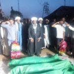 46 Shi'ia members buried following clash with Nigerian Army