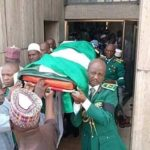 Army Buries Major General Idris Alkali Who Was Kidnapped And Killed (Photos)