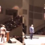 Popular American Pastor Descend Into Church Auditorium From 'Above' (Video)
