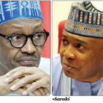 After I spent N400m per state, Buhari refused to give appointments –Saraki