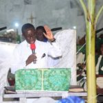 Gov Okowa Urges Christians To Give Without Restriction