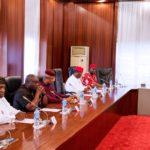 Why Southeast governors, Ekweremadu met Buhari – SGF Mustapha