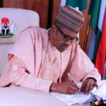 Buhari endorses N30, 000 minimum wage
