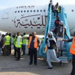 Another 116 stranded Nigerians return from Libya