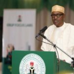 Muhammadu Buhari: Lake Chad problem affecting fishing, farming in Nigeria