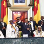 At swearing in, Cameroon's Biya acknowledges anglo 'frustrations'