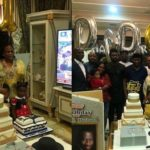 Photos from Goodluck Jonathan's 61st birthday party