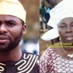 Nollywood Actor, Ibrahim Chatta's Mother Is Dead (PHOTOS)