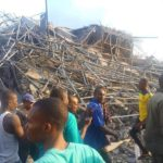 Scores feared dead as 7-storey building collapses in Port Harcourt