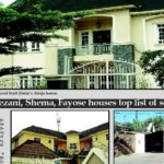Dasuki, Diezani, Shema, Fayose's houses top list of seized assets
