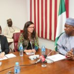 What Saraki told visiting British envoy, Harriet Thompson
