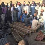 Boko Haram Attack Borno, Set Imam And His Family On Fire, Kill Others (Photos)