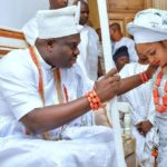 'I Was Never Single, I Had A Spiritual Wife Before Marrying Naomi' – Ooni Of Ife Opens Up