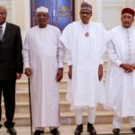 Boko Haram: Details of Buhari's meeting with Cameroon, Chad, others emerge