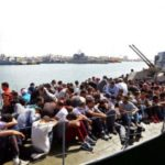 315 illegal migrants intercepted at Mediterranean sea