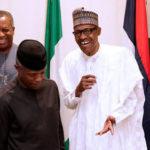 Ekweremadu, South East Governors meet Buhari behind closed-doors