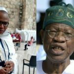 Lai Mohammed fires back at Nnamdi Kanu, says it's idiotic to claim Buhari was 'cloned'