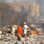 At least 10 killed in Mogadishu blasts