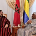 Morocco king meets Gabon president in hospital