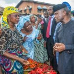 Yemi Osinbajo: TraderMoni initiated to boost petty trading