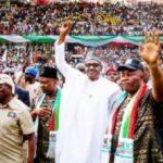 PMB Kicks Off Campaign, Says Nigerians Won't Regret Voting APC