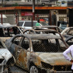Lagos community counts losses after oil pipeline blaze
