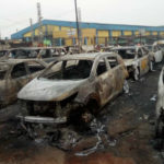 Abule Egba explosion: Police arrest 4, declare prime suspect wanted