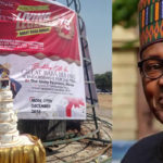"""Buhari At 76: Nigerian Women Storm Abuja, Launch 'Tell Your Neighbour Say Baba"""" For His Reelection (PHOTOS)"""